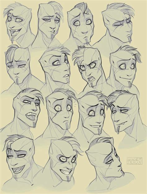 faces how to draw heads features expressions academy 25 best ideas about expressions on
