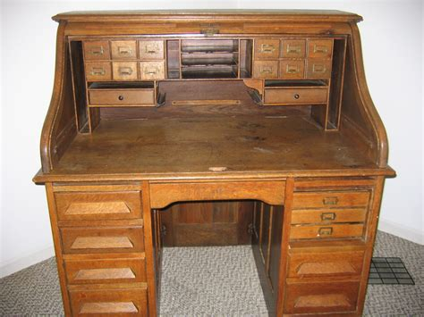vintage desks for sale roll top desk for sale antiques com classifieds