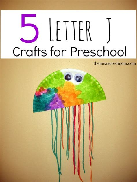 1000 Ideas About Preschool Crafts On Crafts - letter j crafts the measured