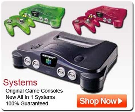 cheap n64 console nintendo 64 dkoldies