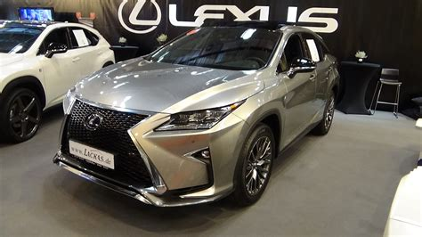 lexus suv rx 2017 interior 2017 lexus rx 450h f sport exterior and interior essen