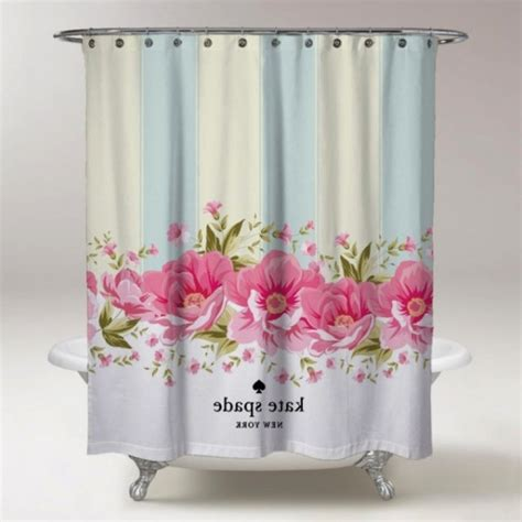 Beautiful Shower Curtains Designs Beautiful Kate Spade Shower Curtain Design Med Home Design Posters