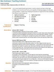 teaching assistant cover letter exle cover letter