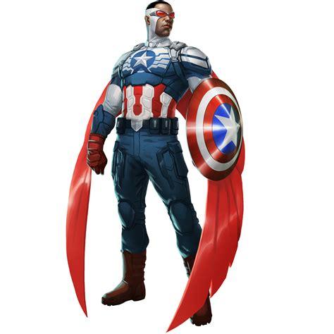 Army Sam Wilsons Captain America Print T Shirt captain america vs captain america whowouldwin