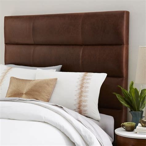 west elm leather headboard best 25 leather headboard ideas on pinterest dark green