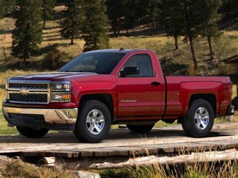 2014 chevrolet silverado 1500 regular cab z71 lt pickup 2d
