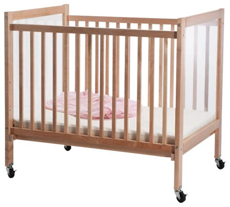 Evacuation Crib by Infant Clear View Evacuation Crib Baby And By