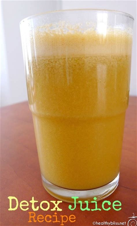 High Fiber Detox Juice Recipe by Detox Juice Recipe How To Make A Healthy Juice Immune