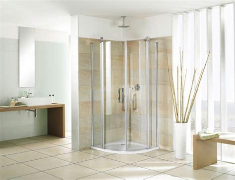duschkabine offen rund duschkabinen bodamer kunststoffglas stegplatten