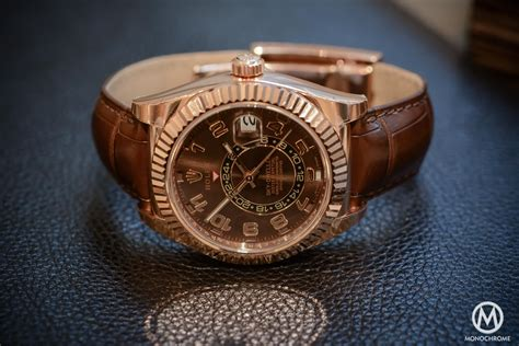 Rolex Sky Dweller Brown rolex sky dweller review of the most complicated rolex