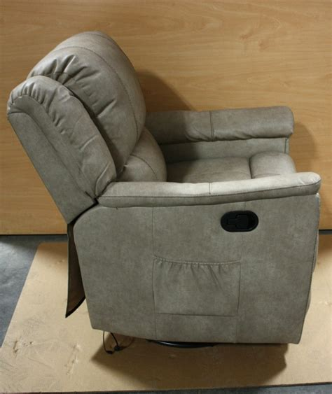 Swivel Recliners For Sale Rv Furniture Rv Leather Vinyl Swivel Glider Recliner For