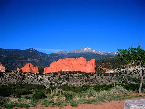 Pikes Peak Gardens by Pikes Peak Garden Of The Gods Colorado Springs