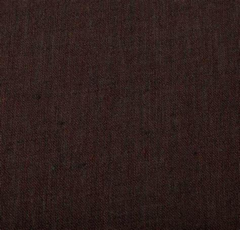 Brown And White Upholstery Fabric Solbiati 100 Linen Brown Fabric Linen Fabric