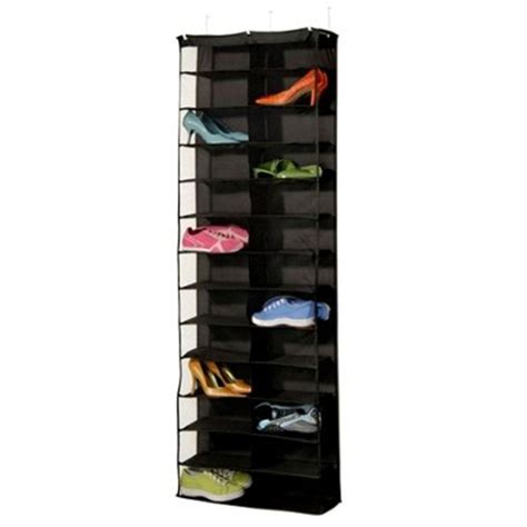 Door Hanging Shoe Rack by 2015 1pc 26 Interlayers Door Hanging Shelf Display Shoe