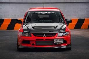 Mitsubishi Lancer Evolution Custom Mitsubishi Lancer Evolution Ix Wagon The Compromise