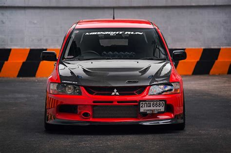 Mitsubishi Lancer Evolution Ix Wagon The Compromise