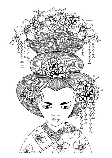 secret garden coloring book manila 230 best images about asian coloring pages on