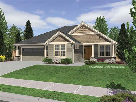 single story ranch homes craftsman ranch homes single story craftsman home plans