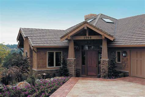 House Plans Hillside Walkout Home Design And Style