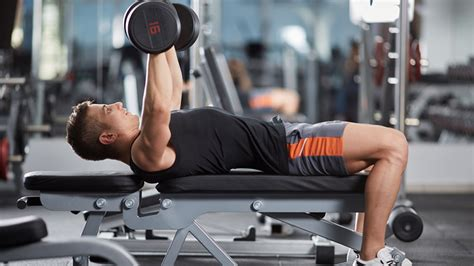 different bench presses dumbbell bench press workout for explosive pressing power