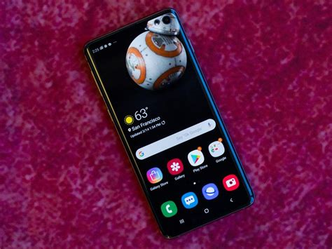 best galaxy s10 wallpapers for the punch wars big 6 and more cnet