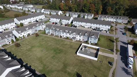 fort eustis housing fort eustis housing north village hd 1080 aerial drone video youtube