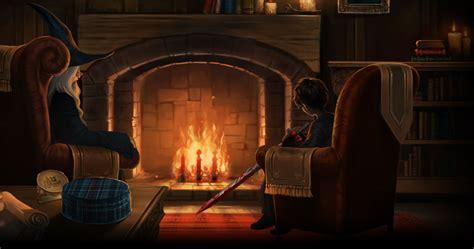 Harry Potter Fireplace by Fandom Powered By Wikia