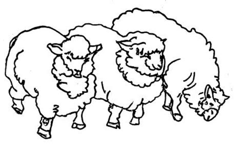 abraham sheep coloring page yahweh s children lesson 6 abraham and lot