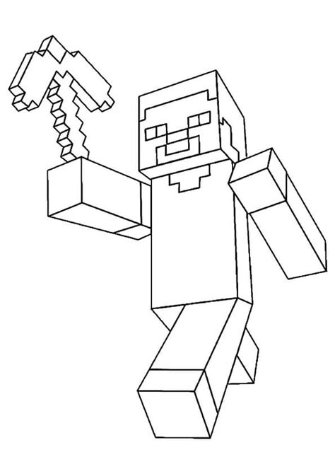 minecraft color pages 40 printable minecraft coloring pages