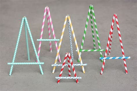 Paper Straw Craft Ideas - 25 diy tutorials ideas to make straw crafts