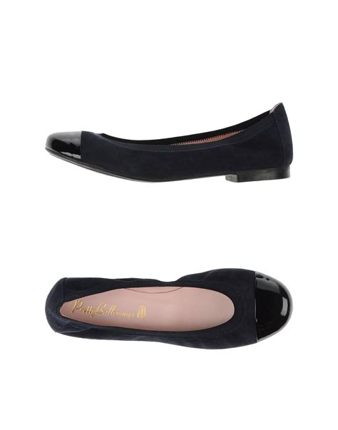 Pretty Flats by Lyst Pretty Ballerinas Ballet Flats In Black