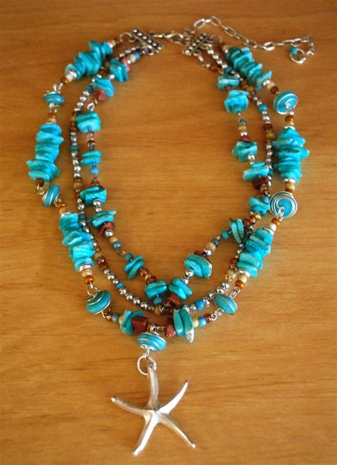 How To Make A Handmade Necklace - handmade beaded jewelry ideas handmade jewelry