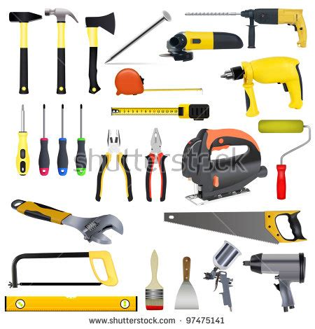 Tools Of Englishpaperback construction tools vector free vector 4vector