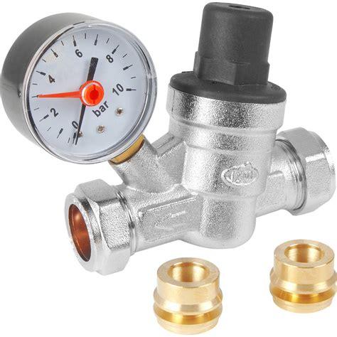Plumbing Prv by New Plumbing Pressure Reducing Valve 15 22mm Ebay