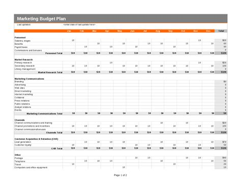 microsoft templates for budgets budget template microsoft 28 images home budget