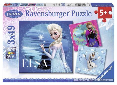 Jigsaw Puzzle Frozen Olaf 100pcs 49 pcs jigsaw puzzle disney frozen elsa and olaf princess snow ebay