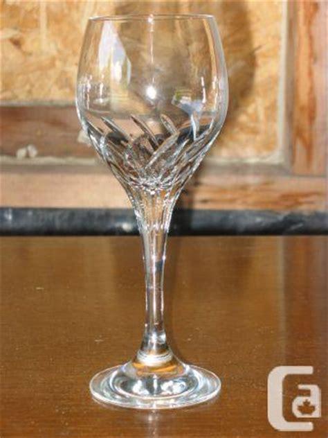 Wine Glasses Toronto 10 Schott Zwiesel Wine Glasses Carousel Pattern