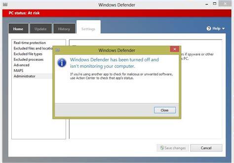 resetting windows defender removing windows defender on windows 8 8 1 guide