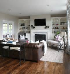 how to decorate with leather furniture furniture layout ideas balance and symmetry couch sofa