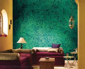 ideas for texture on living room wall by asian paints