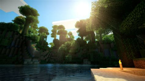 minecraft better graphics minecraft shaders 12 of the best minecraft graphics mods