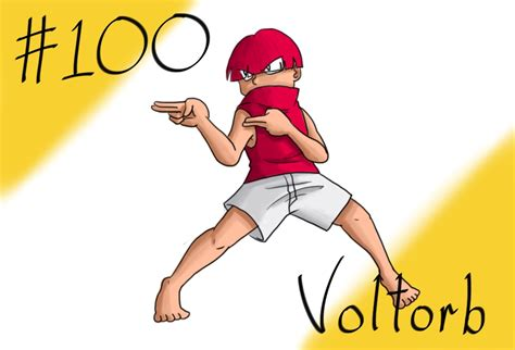 Komikcomik Vol 33 gijinka project 100 voltorb by jinchuurikihunter
