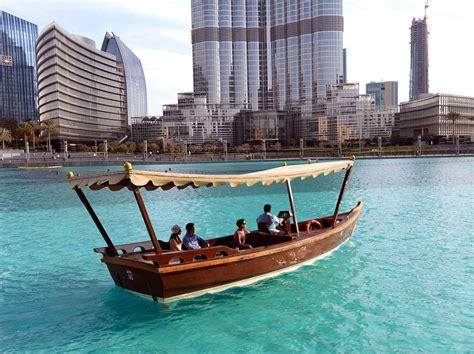 dubai fountain boats dubai your ticket to a memorable vacation