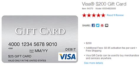 Visa Gift Card Activation - how to activate register visa gift cards purchased at staples