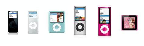 wann kommt der neue ipod touch der neue ipod nano mit multi touch apfelblog