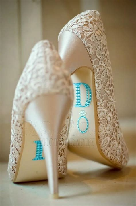I Do Wedding Shoe Rhinestone Applique ? Unique Wedding