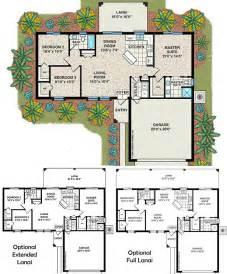 the bayshore home plan 4 bedroom 2 bath 2 car garage