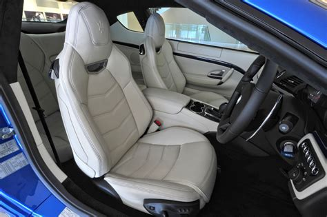 maserati sports car interior maserati granturismo sport review caradvice