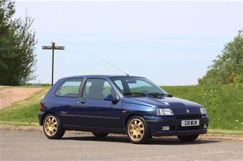 3 Car Garages by Renault Clio Williams Classic Car Review Honest John