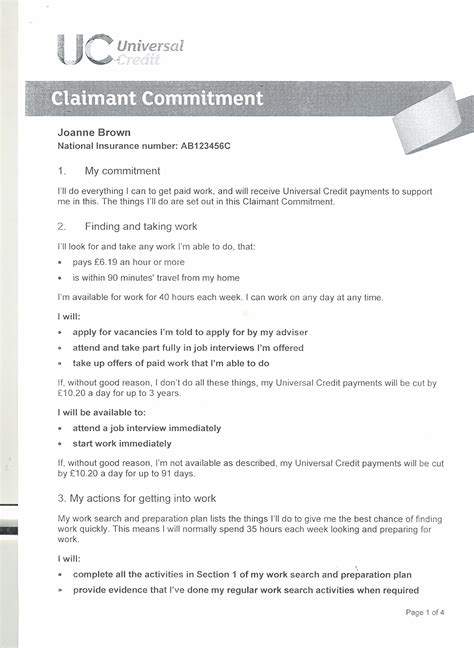 Universal Credit Confirmation Letter Kilburn Unemployed Workers The Kwug Universal Credit Coming To Jobcentres Near